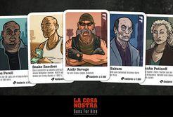 La Cosa Nostra: Guns For Hire – Verstärkung