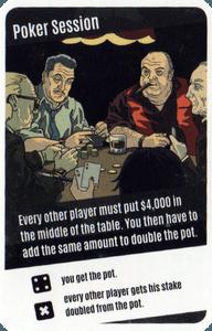 La Cosa Nostra: Poker Session