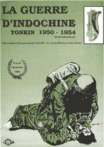 La Guerre d'Indochine, Tonkin 1950-1954