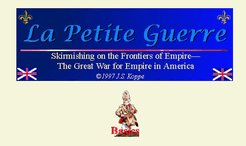 La Petite Guerre: Skirmishing on the Frontiers of Empire – The Great War for Empire in America