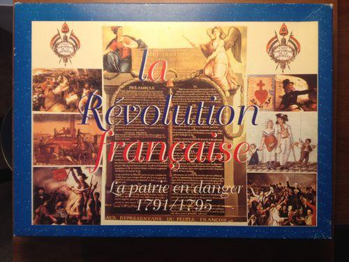 La Révolution française: La patrie en danger 1790-1796