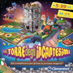 La torre degli incantesimi