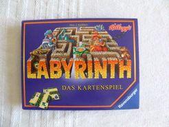 Labyrinth das Kartenspiel Demo