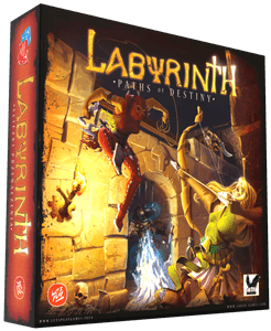 Labyrinth: Paths of Destiny (Third Edition)