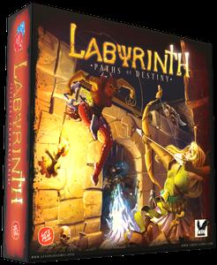 Labyrinth: Paths of Destiny (Third Edition)