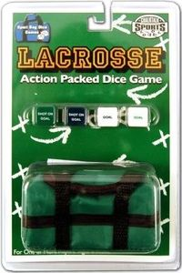 Lacrosse  Action Packed Dice Game