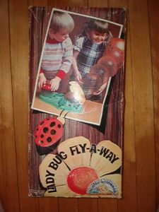 Lady Bug Fly-a-Way