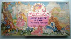 Lady Lovely Locks And The Pixietails: Seek & Peek Game