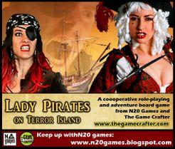 Lady Pirates on Terror Island