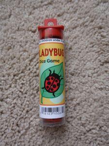 Ladybug Dice Game