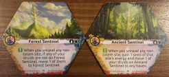 Lagoon: Land of Druids – Forest Sentinel / Ancient Sentinel