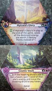 Lagoon: Land of Druids – Mytreia's Glory / Cosmic Vault