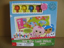 Lalaloopsy: Sew the Last Stitch Game