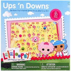 Lalaloopsy: Ups 'n Downs 3D Game