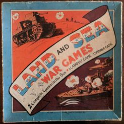 Land and Sea War Games
