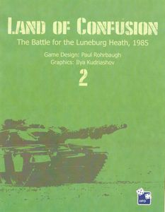 Land of Confusion Volume 2: The Battle for Luneburg Heath