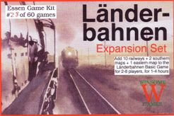 Länderbahnen Expansion Set