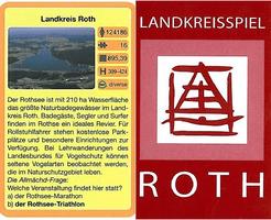 Landkreisspiel Roth
