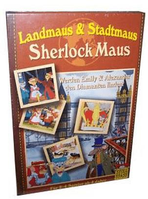 Landmaus & Stadtmaus: Sherlock Maus