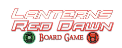 Lanterns: Red Dawn Board Game