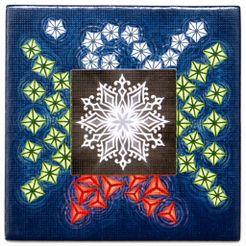 Lanterns: The Harvest Festival – Snowflake Promo Tile