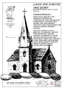 Laß die Kirche ins Dorf
