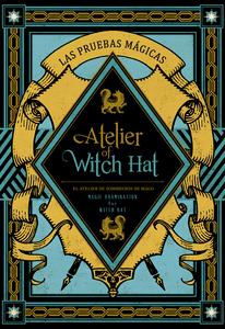 Las Pruebas Mágicas del Atelier of Witch Hat
