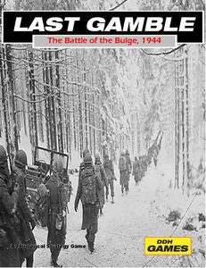 Last Gamble: The Battle of the Bulge