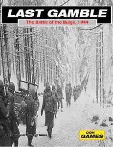 Last Gamble: The Battle of the Bulge
