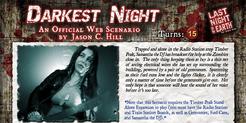 Last Night on Earth 'Darkest Night' Scenario