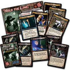 Last Night on Earth 'Hold the Line' Supplement