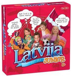 Latvija faktu sp?le junior