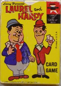 Laurel and Hardy Card Game