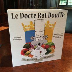 Le Docte Rat Bouffe