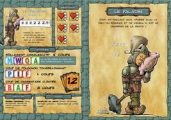 Le Donjon de Naheulbeuk: Le Paladin de Dlul (promo character)