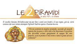 Le due piramidi