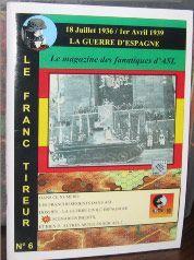 Le Franc Tireur #6: La Guerre D'Espagne