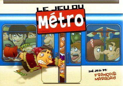 Le Jeu du Metro