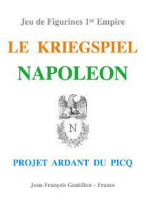 Le Kriegspiel Napoléon