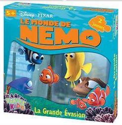 Le Monde de Nemo: La Grande Evasion