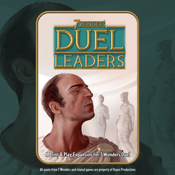 Leaders (fan expansion to  7 Wonders Duel)