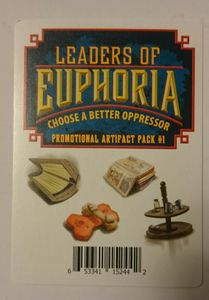Leaders of Euphoria: Artifact Pack #1