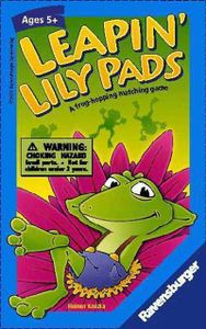 Leapin' Lily Pads