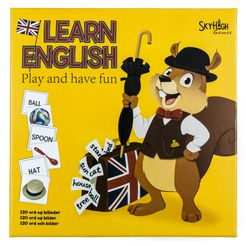 Learn English: Play and have fun