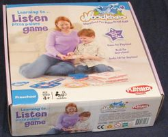 Learning to Listen Pizza Palace Game
