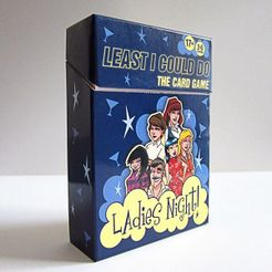 Least I Could Do: The Card Game – Ladies Night