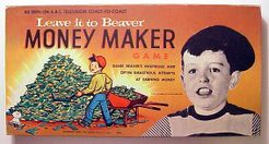 Leave It To Beaver Money Maker Game