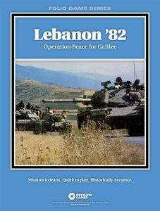 Lebanon '82: Operation Peace for Galilee