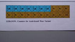 Lebanon. New Scenario for Arab Israeli Wars