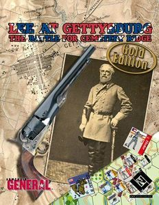 Lee at Gettysburg: The Battle for Cemetery Ridge (Gold Edition)